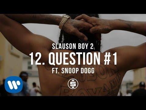 Question #1 feat. Snoop Dogg | Track 12 - Nipsey Hussle - Slauson Boy 2 (Official Audio)