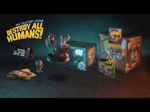 Destroy All Humans! : Destroy All Humans! - DNA Collector's Edition Trailer
