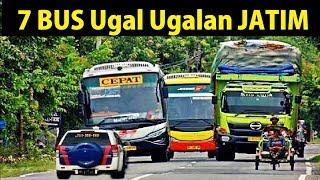 Video 7 BUS Terkenal Ugal Ugalan di Jawa Timur MP3, 3GP, MP4, WEBM, AVI, FLV Juni 2018