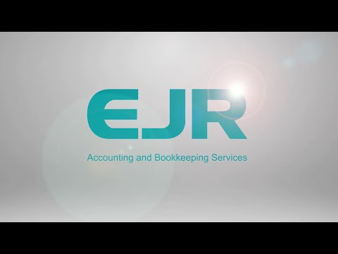 EJR Accounting and Bookkeeping Services