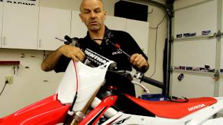 4. CRF STUFF 2013 Honda CRF 450R Air Fork Adjustment
