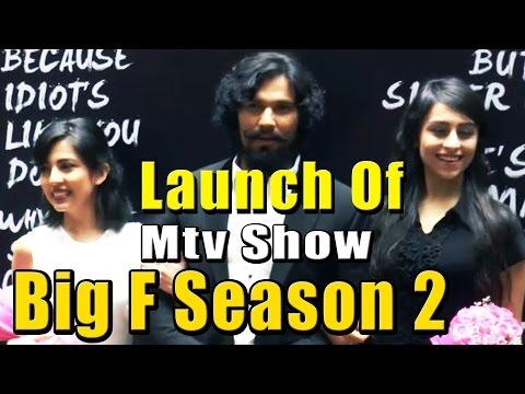 Video Press Conference Of Randeep Hooda At Launch Of Mtv Show Big F Season 2 download in MP3, 3GP, MP4, WEBM, AVI, FLV January 2017