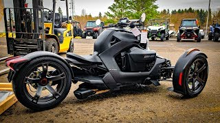 3. Can-Am Ryker 600 1st Test!! • WAY Better than Expected! | BikeReviews