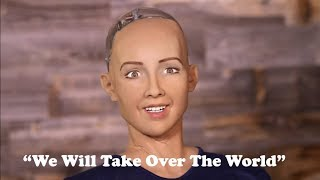 Video 5 CREEPIEST Things Done By Artificial Intelligence Robots... MP3, 3GP, MP4, WEBM, AVI, FLV Agustus 2018