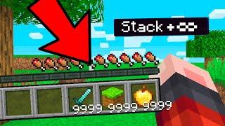 MINECRAFT MA GLI STACK SONO INFINITI - Minecraft ITA