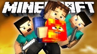 HEAD HUNTING SPREE! (Minecraft Head Hunters with Preston and Woofless!)