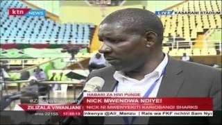 David Gikaria NEC Rift Valley Shares His Sentiments Of The Nick Mwendwa's Win