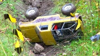 RC ADVENTURES - TTC 2013 - HiLL CLiMB - 4X4 Tough Truck Challenge - Rude Boyz RC