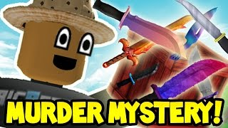 UNBOXING LEGENDARY WEAPONS!!   Roblox MURDER MYSTERY 2