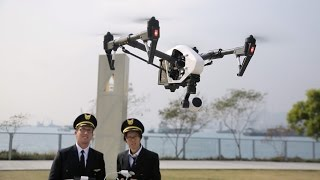 DJI Inspire 1 Hands-on with Trey Ratcliff