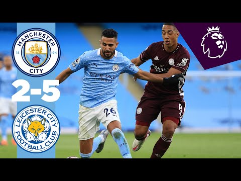 HIGHLIGHTS | MAN CITY 2-5 LEICESTER CITY, PREMIER LEAGUE