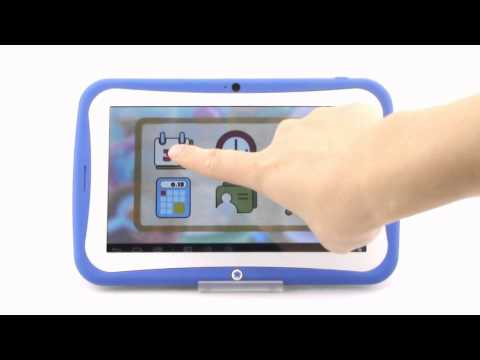 7-INCH KIDS TABLET WITH WIFI