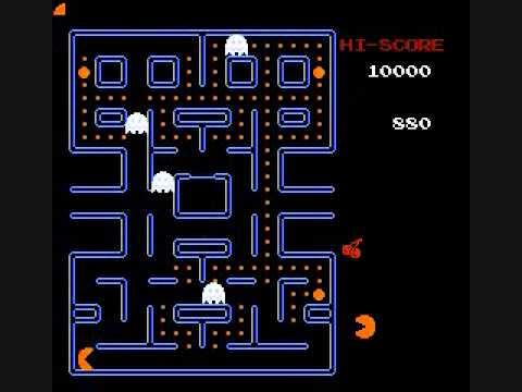 Pac-Man FAIL!