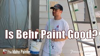 Behr Paint Review