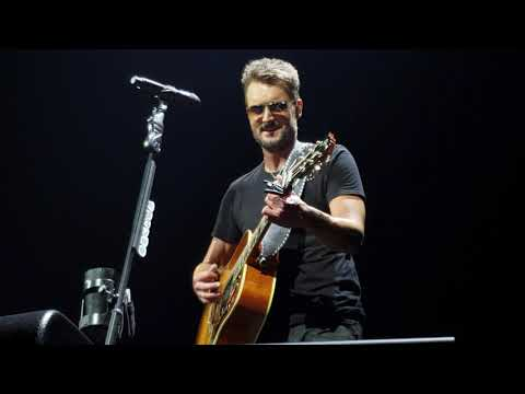 Eric Church  - Danger Zone/Pretty Woman/Fortunate Son/9 to 5/Footloose/Staying Alive 3-23-19 Chicago