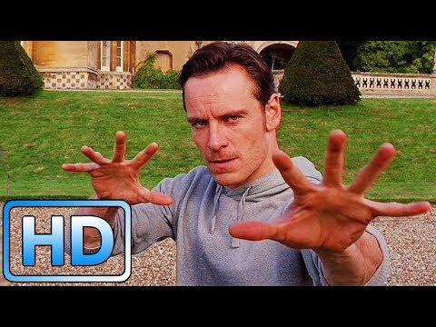 Магнето разворачивает спутниковую тарелку / Люди Икс: Первый класс (2011) (видео)