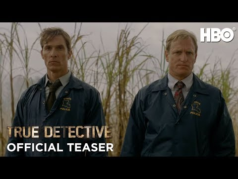 True Detective Season 1 (Teaser 'Crime')
