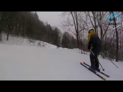 Ski Bubákov Herlíkovice modrá 12