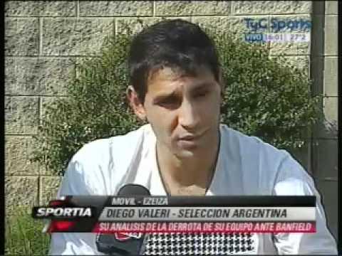 Entrevista a Diego Valeri