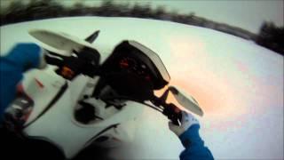 10. Skidoo xp 550 - Woppa
