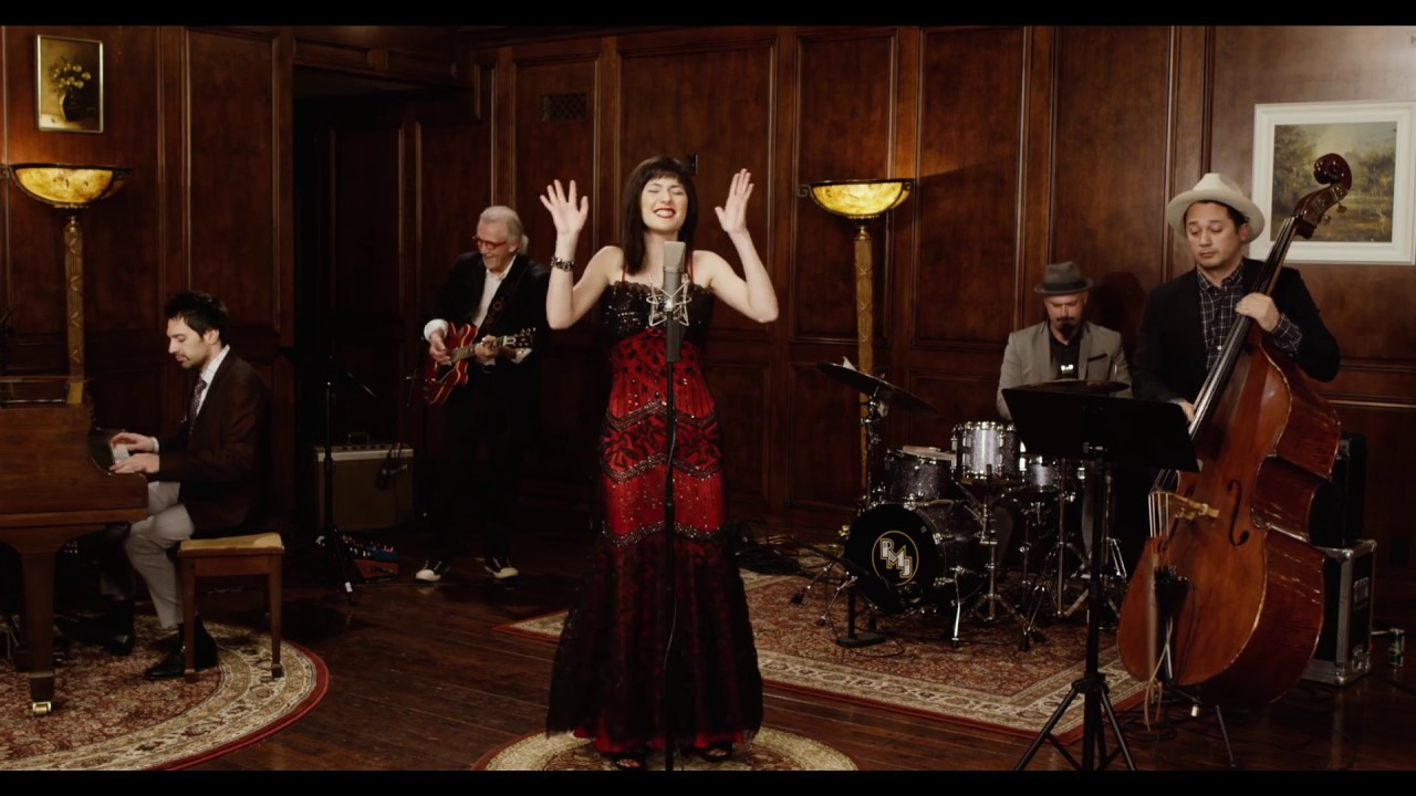 I Want You To Want Me – Vintage Blues Cheap Trick Cover ft. Sara Niemietz