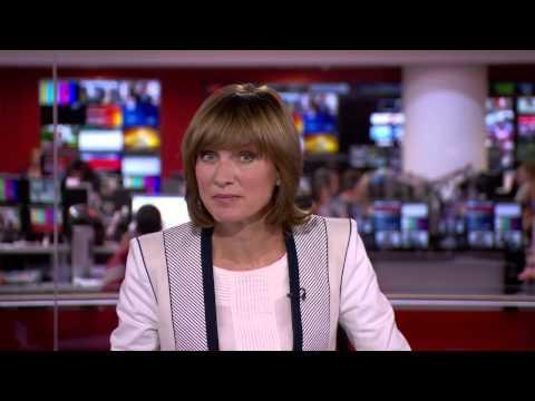 BBC News Christmas Blooper Reel 2013
