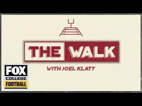 Video: The Walk with Joel Klatt: Ohio State at Indiana | FOX COLLEGE FOOTBALL