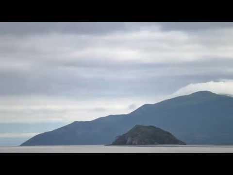 Magadan Nature Timelapse (видео)