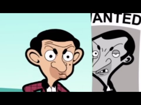 Wanted | Full Episode | Mr. Bean Official Cartoon