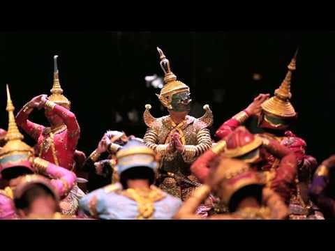 """""""ร้อยเรื่องเมืองไทย"""" ตอน """"พัสตราภรณ์โขนพระราชทาน 2"""""""