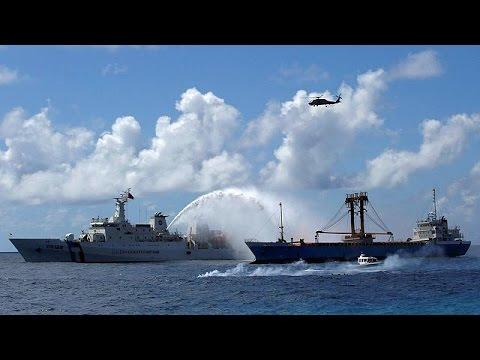 Αντιαρματικά και αντιαεροπορικά όπλα εγκατέστησε το Πεκίνο στη Νότια Σινική Θάλασσα