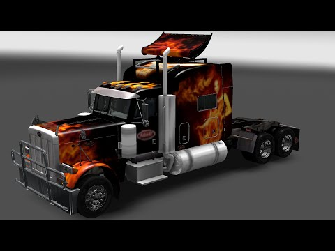 Mega American Truck Pack 1.23 - 1.24