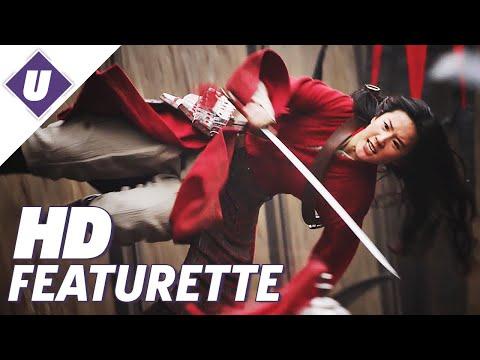 Mulan (2020) - Behind the Scenes Stunts | Featurette