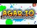 THE YOUTUBER WAR! AGARIO With Friends! (Agar.io/BLOB Wars)