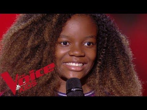 Dadju - Reine   Lisa    The Voice Kids France 2019   Blind Audition