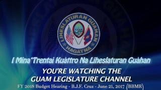 Watch the 34th Guam Legislature LIVE!