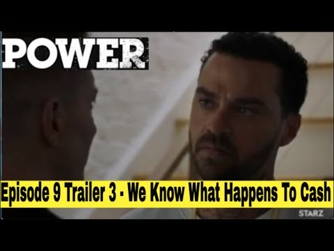 Power Season 6 Episode 9 Trailer 3 | What Did We Miss? Cash Has A Dad | Episode 9 Trailer 3