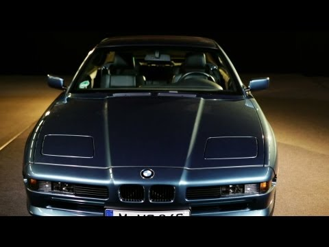 BMW celebrates the 8 Series   The Great 8 | Video
