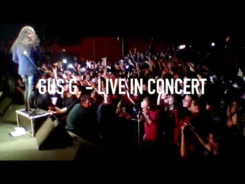 GUS G. - European Tour Trailer 2015