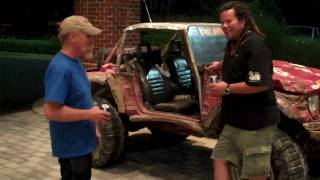 Moab Offroad interview w Tim Hardy at the 2010 Ultimate Adv