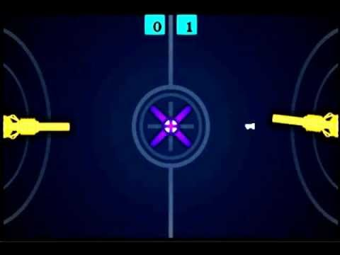 Video of Crossfire: Air Hockey 2 Player