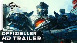 Pacific Rim: Uprising - Trailer #2 deutsch/german HD