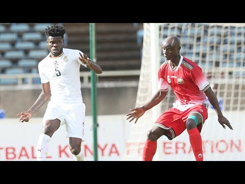 GHANA Vs KENYA 1-0 ALL GOALS & HIGHLIGHTS AFCON 2O19 QUALIFIERS