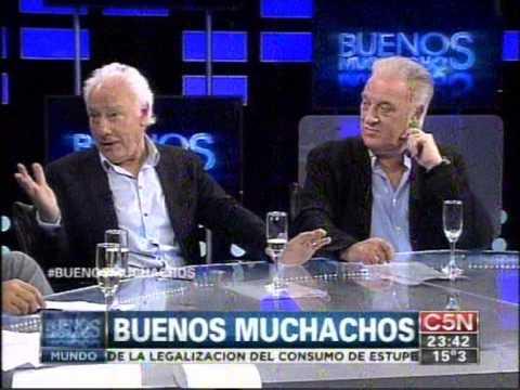 C5N - BUENOS MUCHACHOS: PROGRAMA 3 - 04/05/13 (PARTE 4)