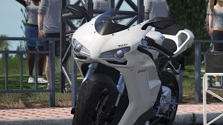 7. Ducati 848 2008 - DUCATI - 90th Anniversary - Test Ride Gameplay (HD) [1080p60FPS]