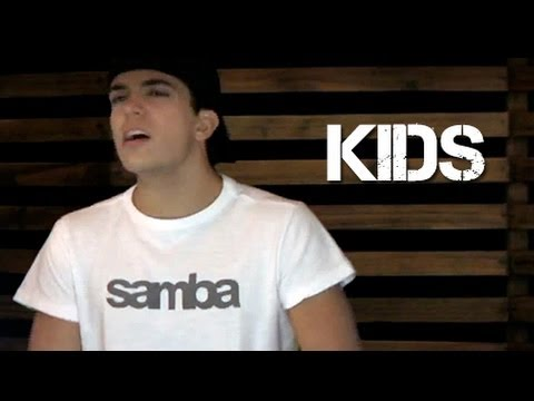 Kids – MGMT (acoustic cover)
