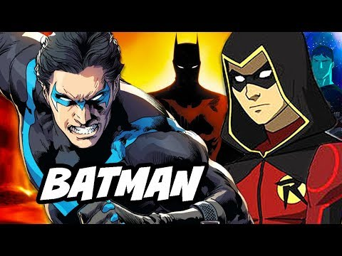 Young Justice Season 3 Batman Family Scene and Easter Eggs Breakdown