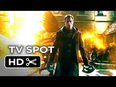 Premier spot TV pour le mystérieux et alléchant I, Frankenstein !