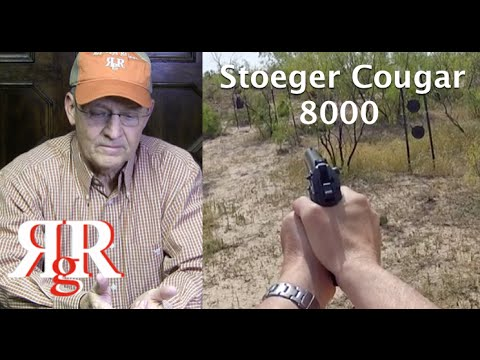 Stoeger Cougar 8000 (aka Beretta Cougar) Review with the Beretta PX4