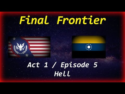 AFOW-Final Frontier: Act 1/Episode 5: Hell (CANCELLED)